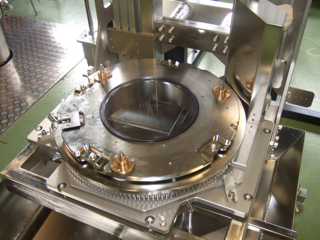 Banc HPR (High Pressure Rinsing)