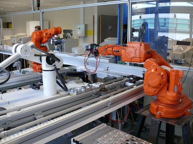 Les Chiffres Cl 233 S De La Robotique Industrielle