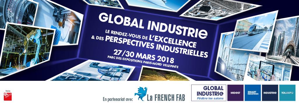 ELYZEE CONSORTIUM sera sur l'évènement Global Industrie