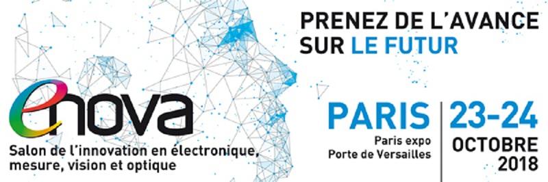 Elyzée Consortium sur ENOVA Paris 2018